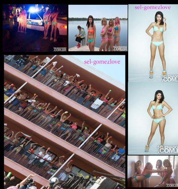 Selena va au Jack in the box (au drive) avec sa cousine + Nouvelles Photos de SB