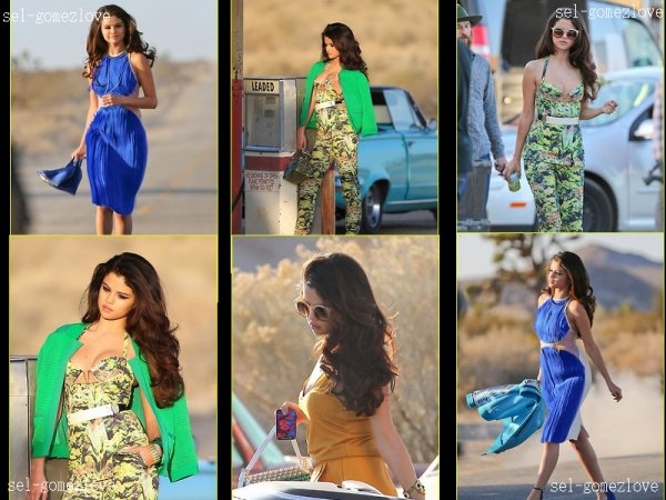 Nouveau photoshoot de Selena