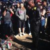 Tyrese Gibson en pleurs sur les lieux de l'accident de Paul Walker