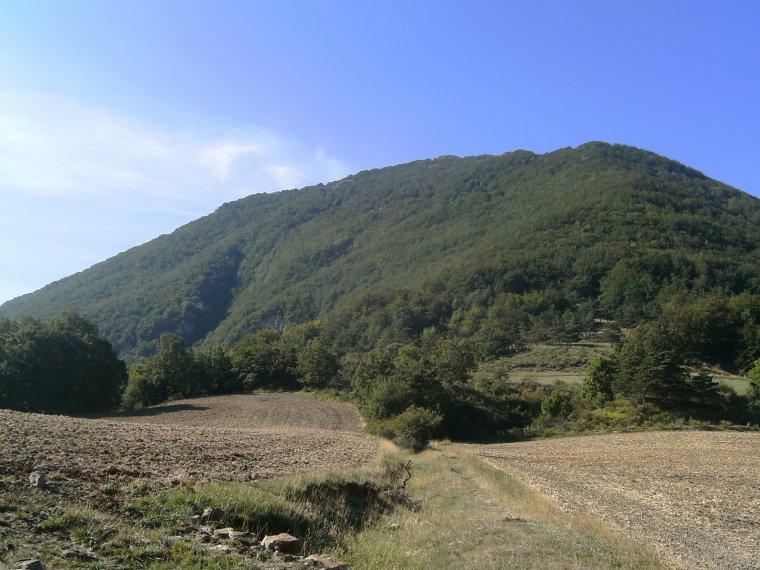 Ascension du col d'Espreaux (896 mètres)