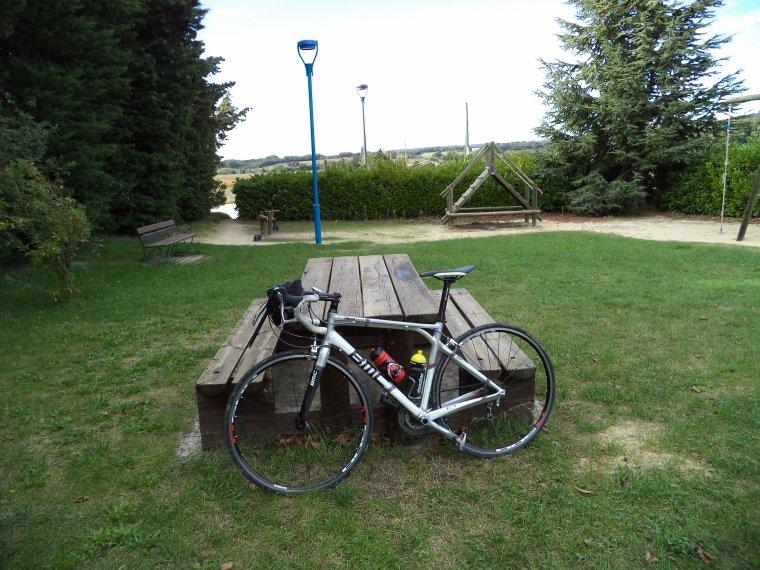 Aprem vélo Montjoux