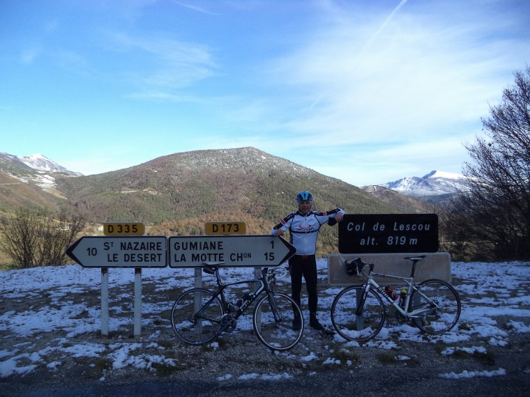 Tour de vélo vallée de la Roanne (2)