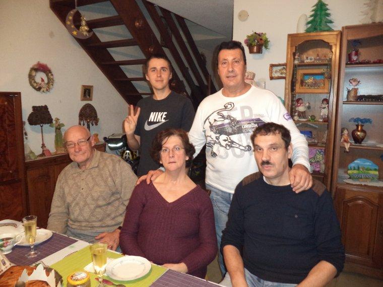 Journée avec Freddy et sa femme Odile à Valréas