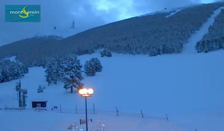 1 mètres 50 de neige au Mont Ventoux !