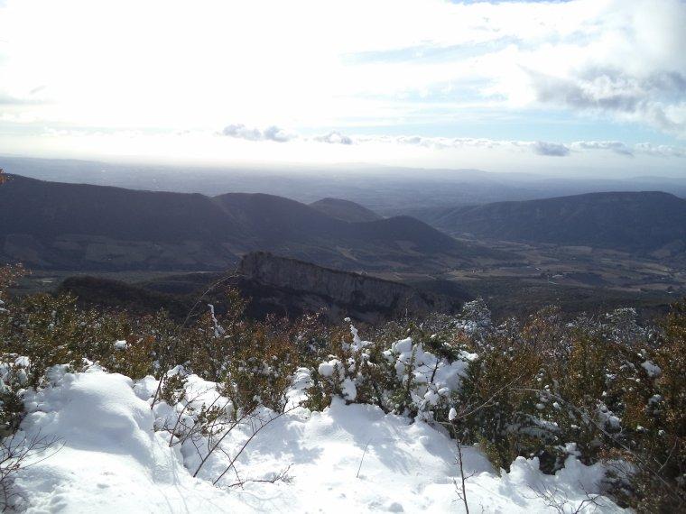Photos randonnée à la ferme de la Lance avec 60cm de neige !  (4)