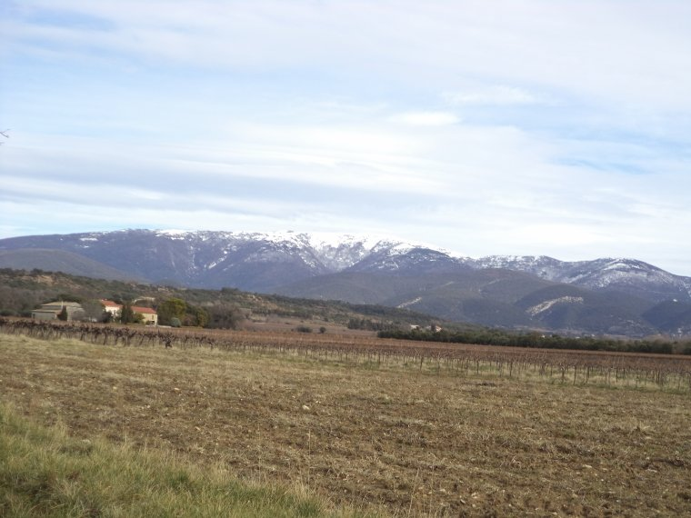 Nouvelle ascension du col de Valouse avec 20cm de neige