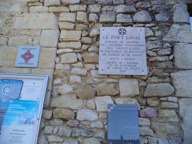 photos au Poet-Laval, plus beaux villages de France