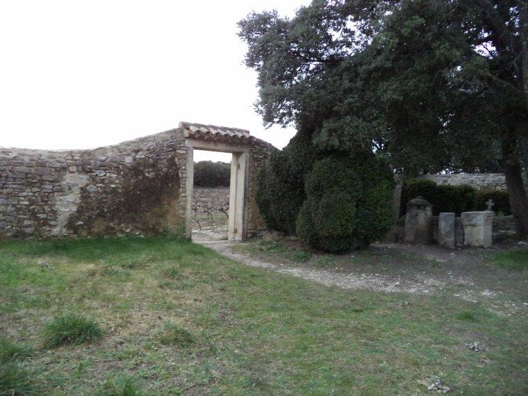 Le Prieuré de Montbrison-sur-Lez, 12e siècle