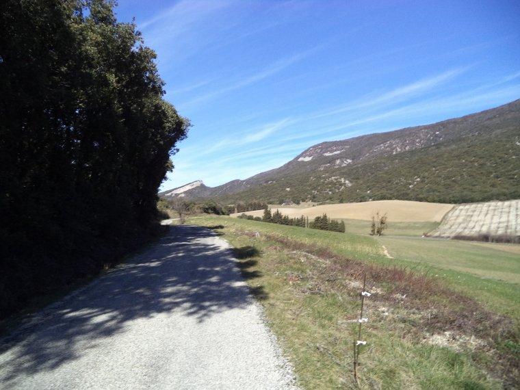 Petit tour de vélo de 35 kilomètres