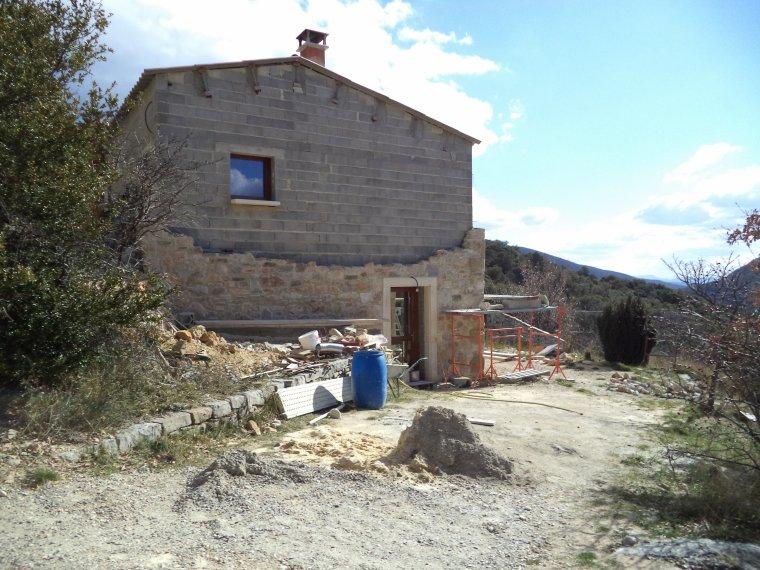 Photos randonnée au gite de Fontlargias (2)