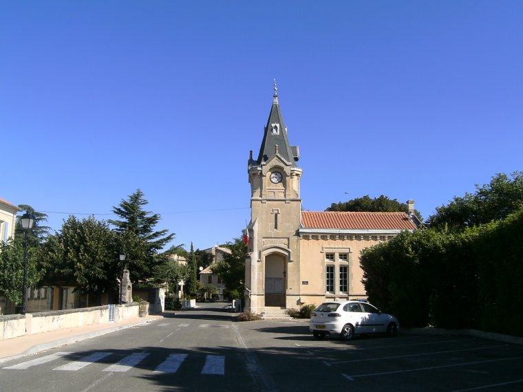 Histoire de St-Pantaléon-les-Vignes