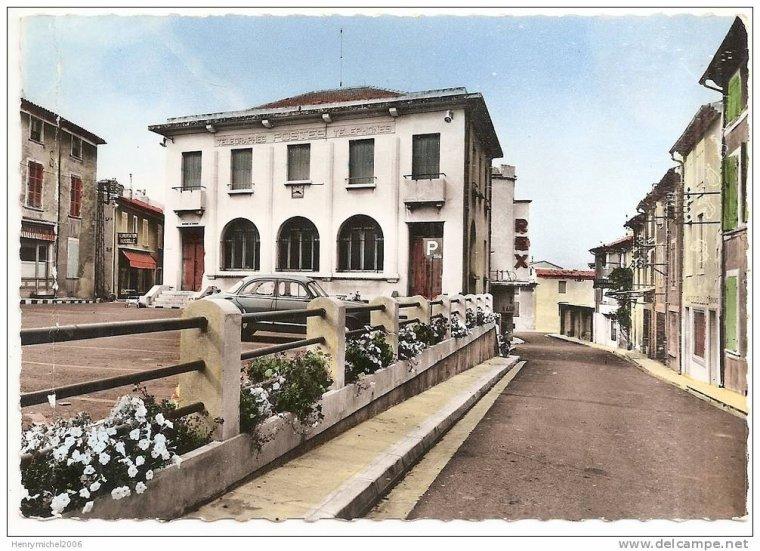 Cartes postales anciennes de Valréas (2)
