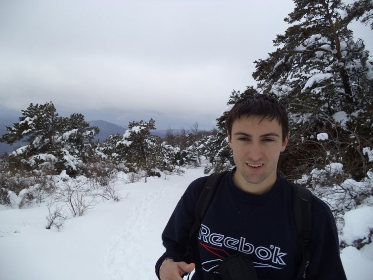 Photos grande randonnée à la montagne de la Lance avec Aurélien (7)