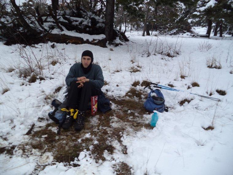 Photos grande randonnée à la montagne de la Lance avec Aurélien (10)