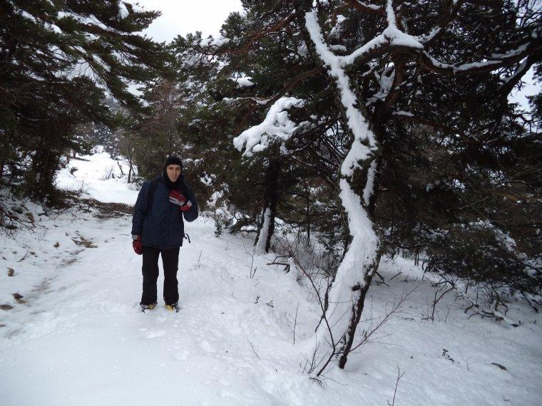 Photos grande randonnée à la montagne de la Lance avec Aurélien (12)