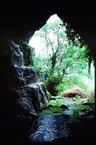 Les petites grottes de la Drome