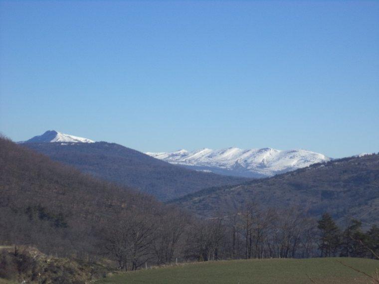Grande randonnée à la montagne de Miélandre (1451m) avec Aurélien, Kelly et David