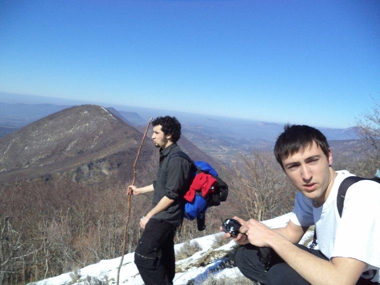 Photos grande randonnée à la montagne de Miélandre (1451m) avec Aurélien, Kelly et David (5)