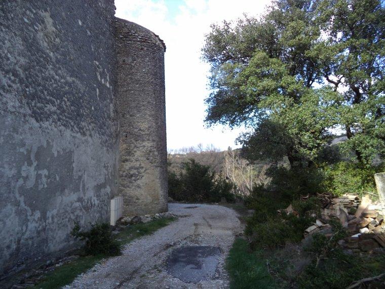 Randonnée VTT Drome Provençale, photos
