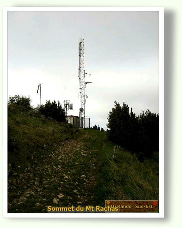 Topo ascension montagne de l'Autèche (812 mètres) à vélo route