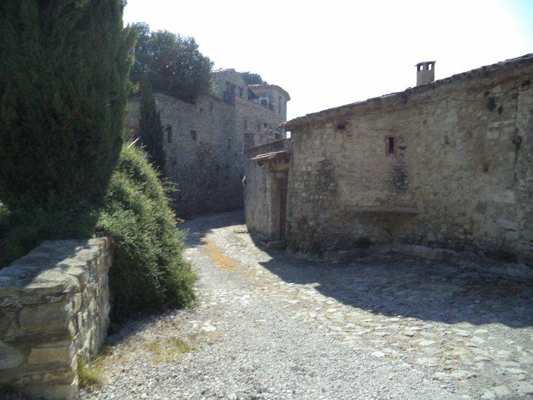 A la découverte du vieux village d'Aubres, en vélo, photos (1)