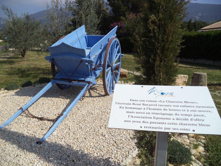 A la découverte du vieux village d'Aubres, en vélo, photos (3)