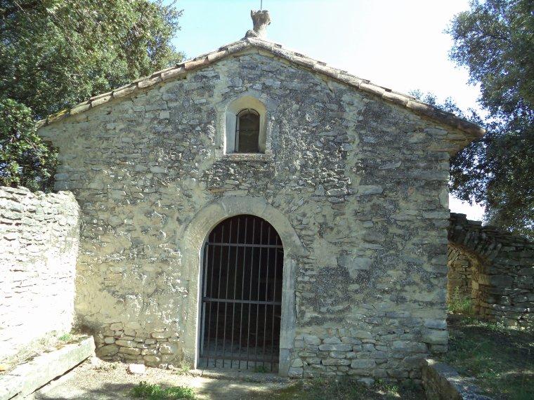 Petite randonnée à la chapelle St-Marcel