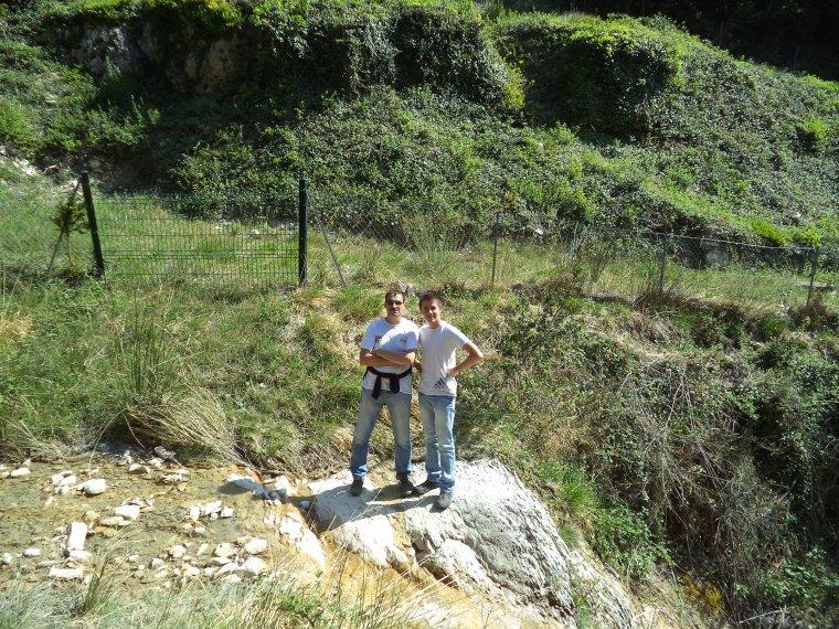 Journée avec Freddy et Odile à la maison + randonnée