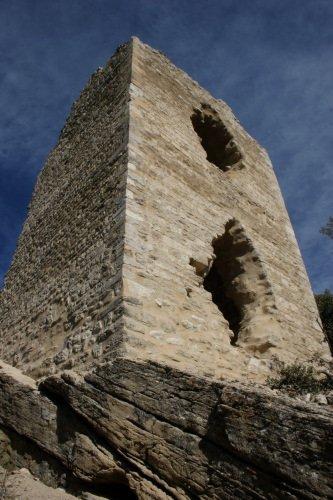 Randonnée col des Montoisons + château ratier