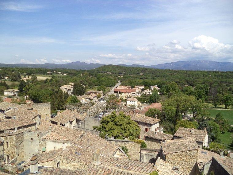 Visite du château de Grignan