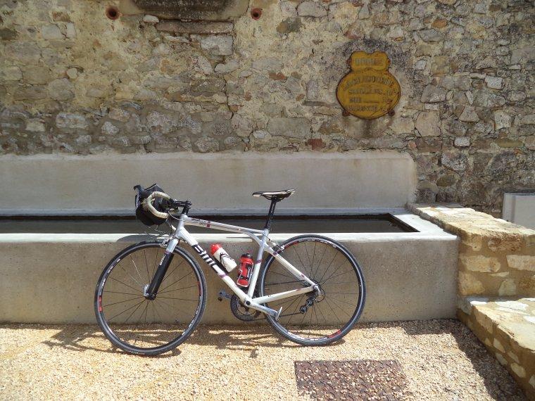 Grand tour de vélo avec Gil Veyrier, +7 cols et D+2200m, photos (7)