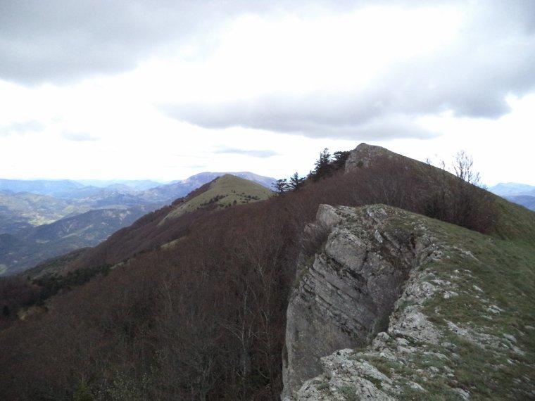 Grande traversé de la montagne de Couspeau (1544 mètres) avec Aurélien, photos (5)