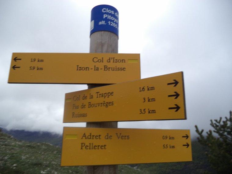 Grande traversée de la montagne de Chamouse (1532m) avec Aurélien, David et Jérémy, photos (2)
