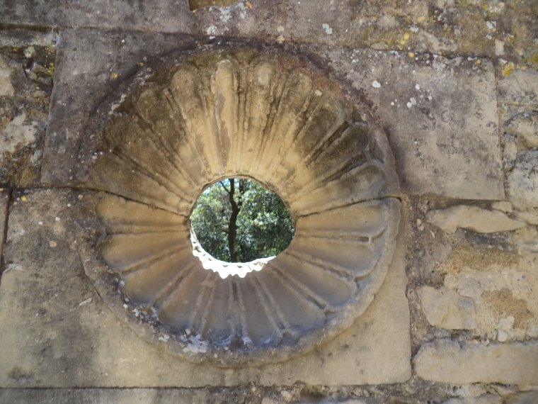 Visite du château de Suze-la-Rousse