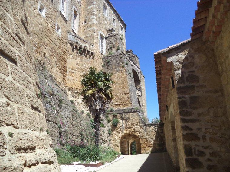 Photos du château de Suze-la-Rousse (3)