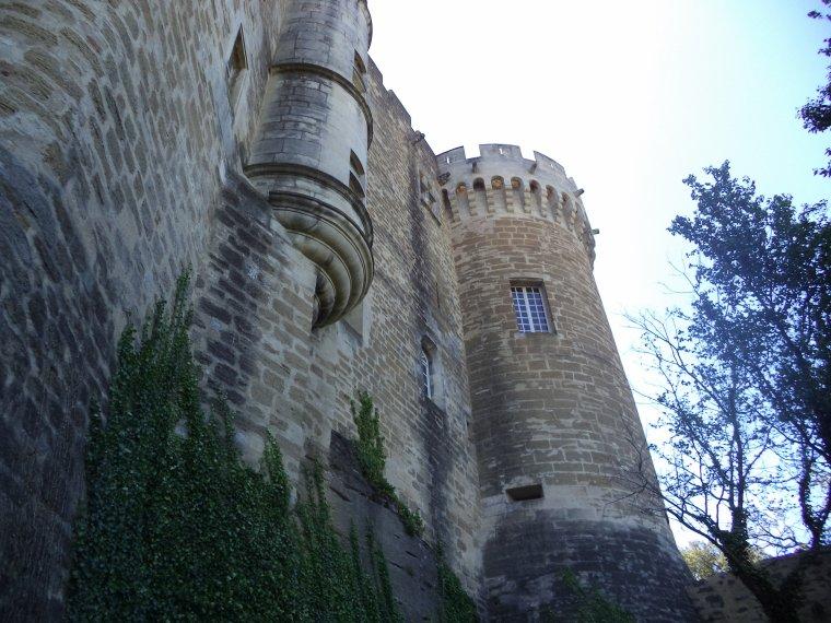 Photos du château de Suze-la-Rousse (4)