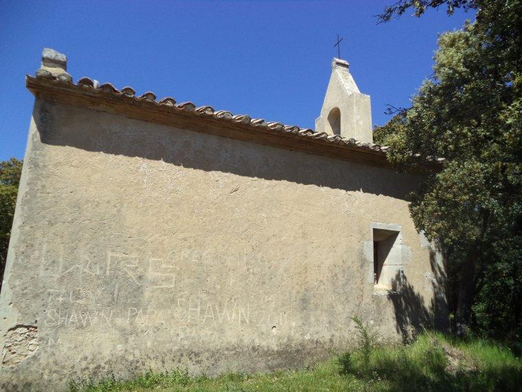 Photos du château de Suze-la-Rousse (fin)