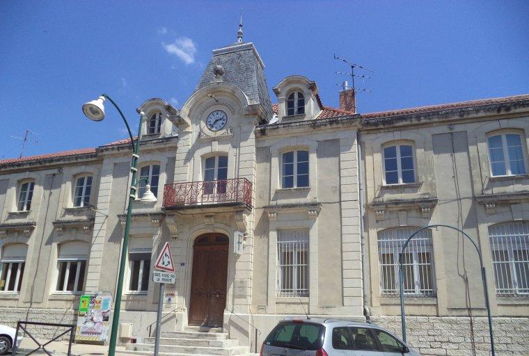 Reportage photographique de Valréas (3)