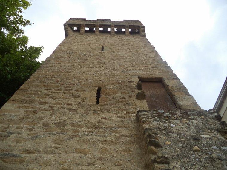 La Tour du Tivoli à Valréas