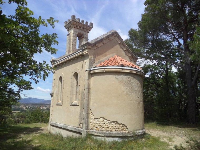 Petite randonnée à la chapelle Notre-Dame de Santé, photos (2)