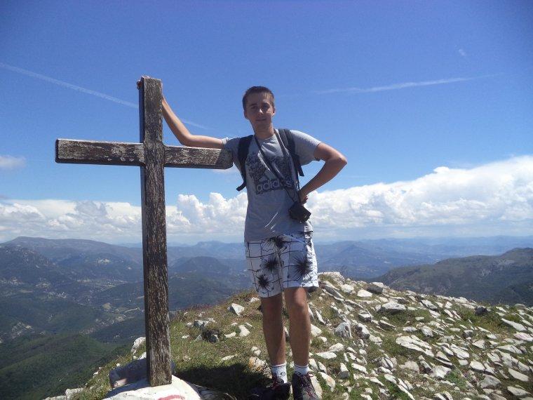 Ascension montagne de la Lance (1340m) avec Aurélien et David (6)