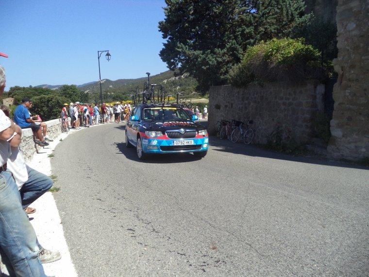 Photos du critérium de Dauphiné à Rousset-les-Vignes (2)