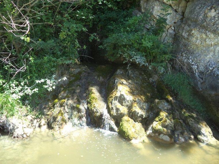 après-midi au Lez à Pontaujard, et randonnée de 4km dans le Lez