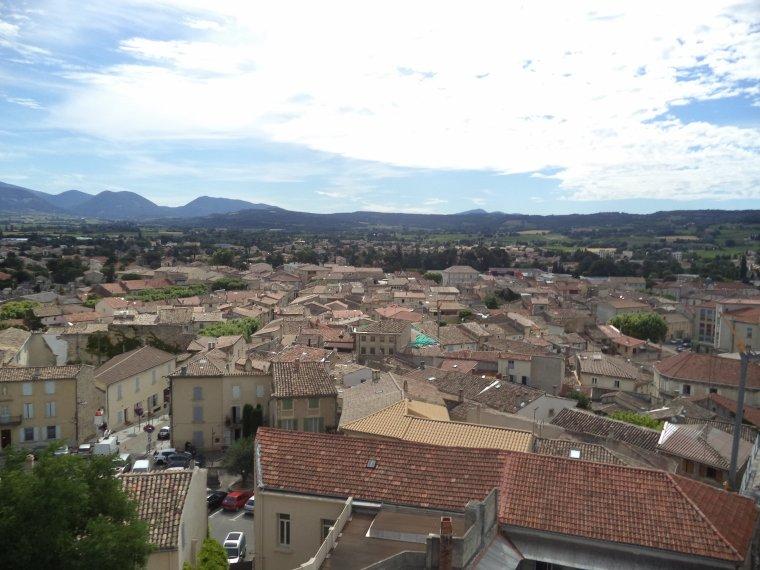 Reportage photographique de Valréas (11) : la Tour Ripert