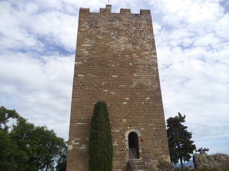 Reportage photographique de Valréas (13) : la Tour Ripert
