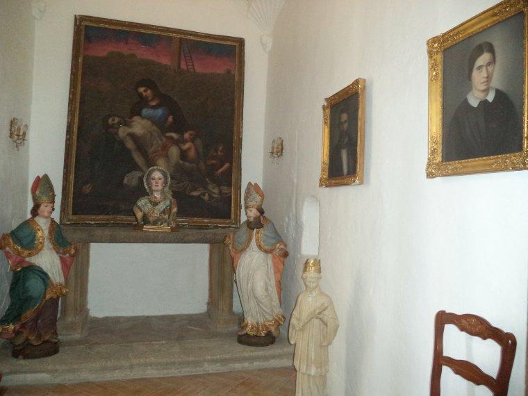 Reportage photographique de Valréas (16) : le château de Simiane