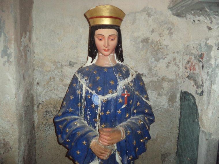 Visite de l'église Saint-Clément du Châtelard, photos (2)