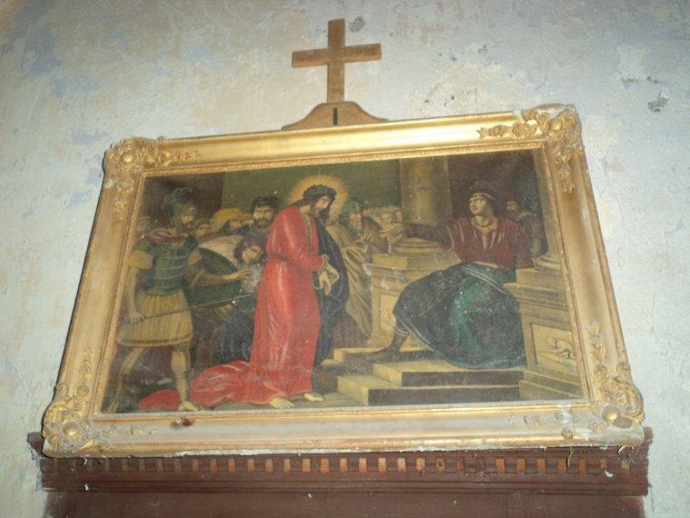 Visite de l'église Saint-Clément du Châtelard, photos (4)
