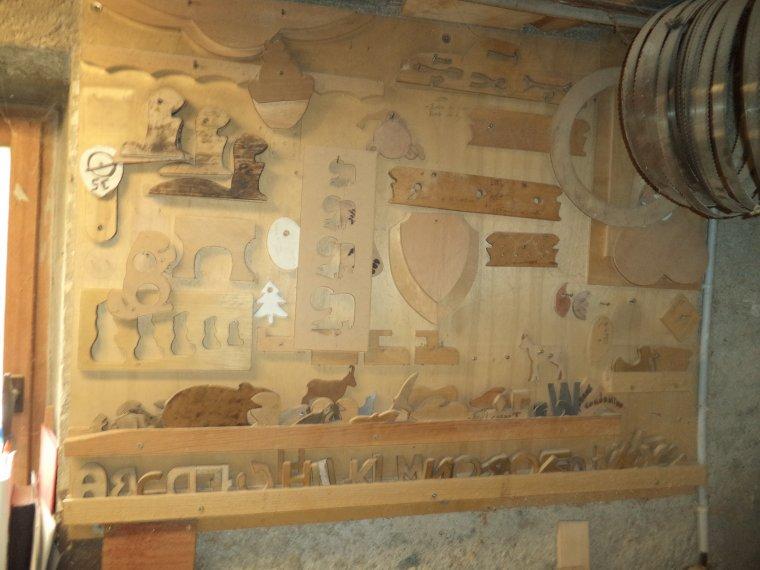 Visite de l'atelier de la Marmottes à Saint-Paul sur l'Ubaye (04)