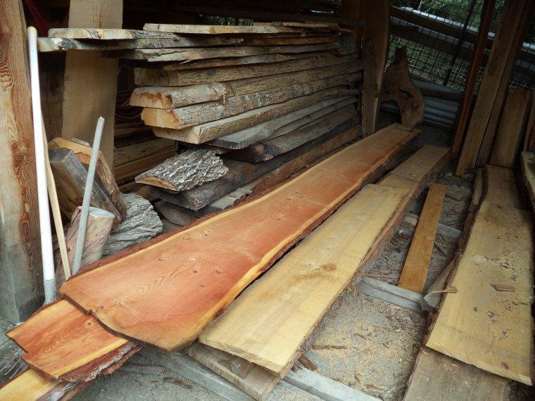 Visite de l'atelier de la Marmottes à Saint-Paul sur l'Ubaye (04), photos (2)
